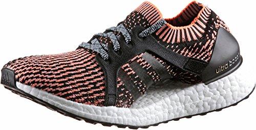 Adidas Ultraboost X, Chaussures de Course Femme, Noir (Negbas/Azusen/Narbri), 42 EU