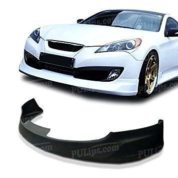 pulips hyge10msfad - MS Style Front Bumper Lip para Hyundai Genesis Coupe 2010 - 2012: Amazon.es: Coche y moto