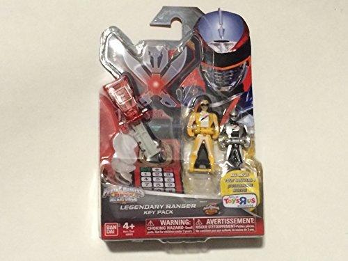 power rangers keys silver - 8