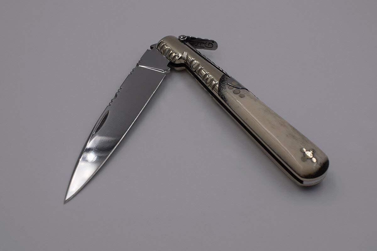 Vendetta Corsa Deerknife lucidato