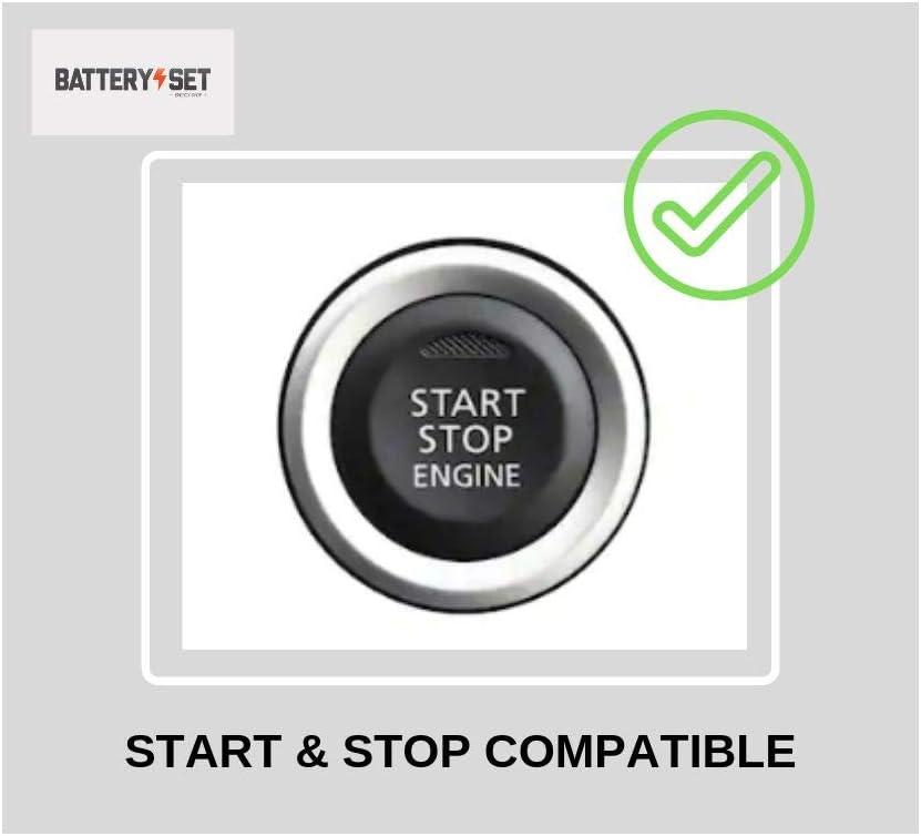 VARTA BATTERIE VARTA START STOP EFB N72 12V 72AH 760A