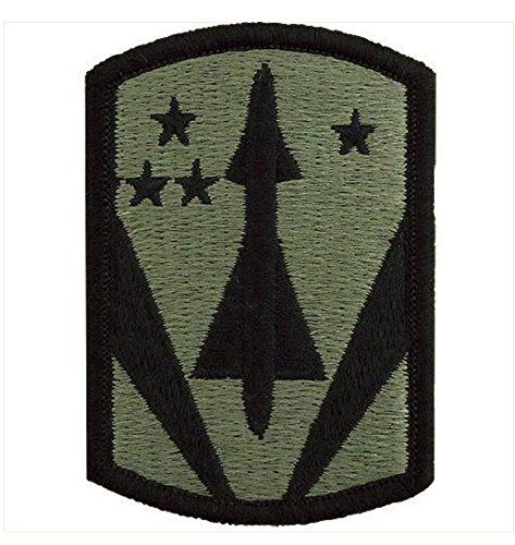 Vanguard Army Patch: 31ST AIR Defense Artillery - Embroidered ON ACU