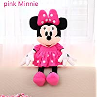 TrendyBrand Plush Characters Minnie Mouse Stuffed Soft Toy (Medium)