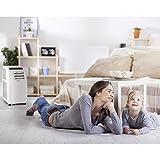 KLARSTEIN Metrobreeze • Portable Air Conditioner • 10000 BTU • 3 Operation Modes • Remote Control • White
