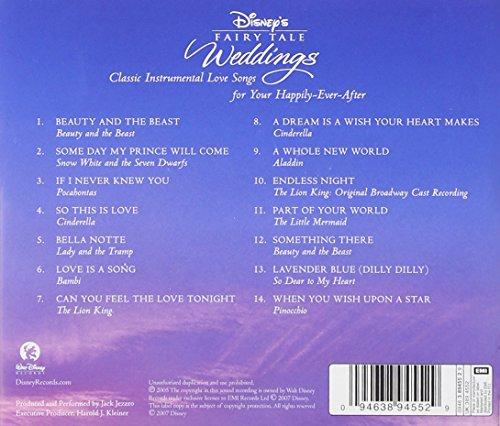 Disney Wedding Songs.Disney S Fairy Tale Weddings