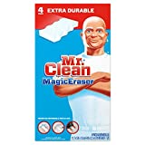#7: Mr. Clean Magic Eraser Extra Durable Scrubber & Cleaning Sponge 4ct.