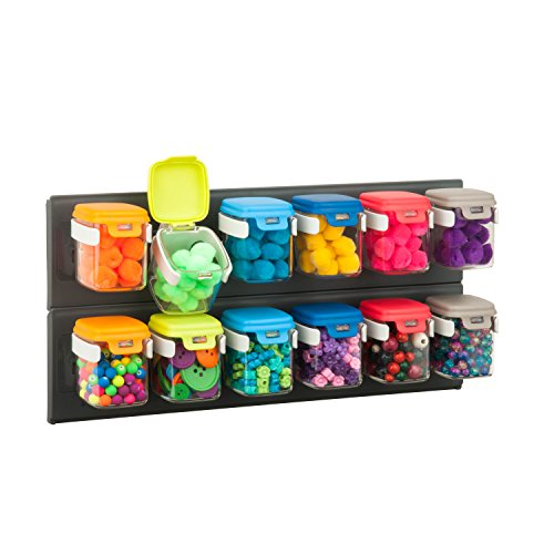 honey-can-do-sto-06627-flip-12-wall-mounted-organizer-removable-flip-lid-bins-multicolor