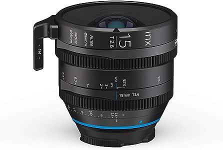 Obiektyw Irix Cine 15 mm T2.6 do MFT Imperial [ IL-C15-MFT-I ]