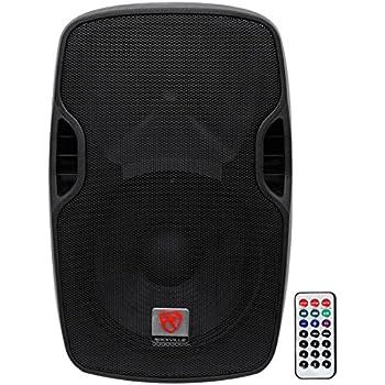 Amazon.com: Pyle PPHP1037UB Powered Active PA Loudspeaker