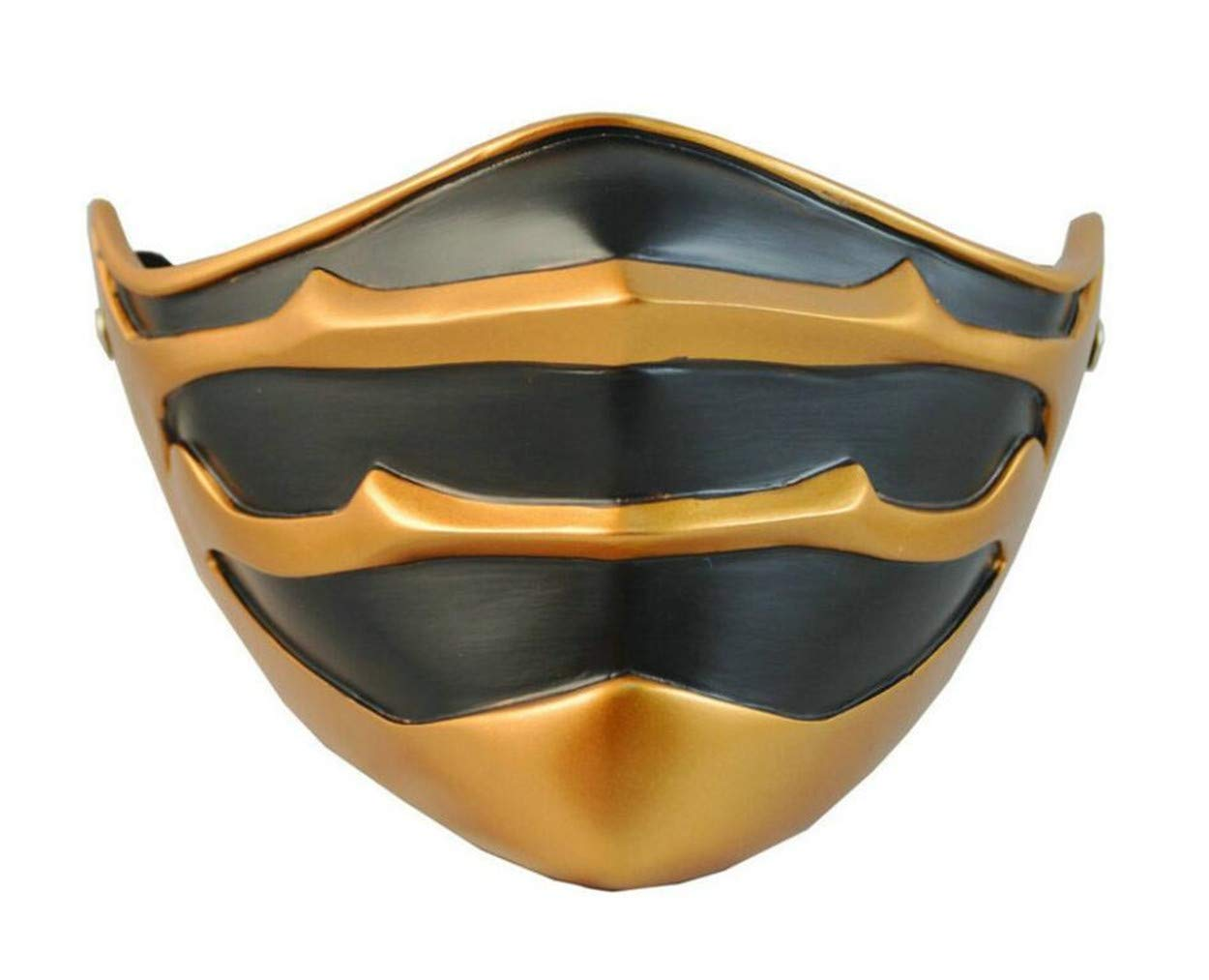 Amazon.com: UPSKY Paint Ball Mask Half Face Mask for Airsoft ...