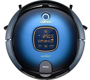 SAMSUNG Aspiradora robot Navibot SR8855 - azul: Amazon.es: Electrónica