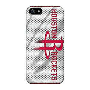 Hot VdM9226FOct Houston Rockets Tpu Cases Covers Compatible With Iphone 5/5s
