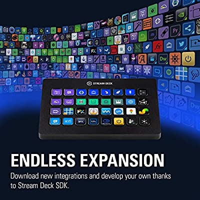 Elgato Stream Deck XL - Advanced Stream Control with 32