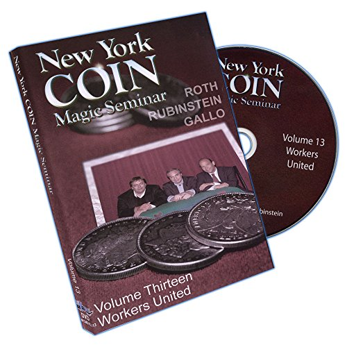 MMS New York Coin Seminar Volume 13: Workers United - DVD
