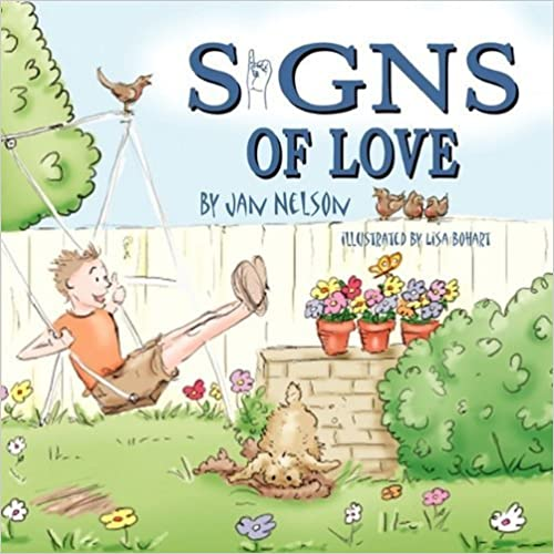 Book Signs of Love by Nelson, Jan (2009)