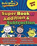 Gold Stars KS1 Adding and Taking Away Workbook Age 5-6 (Gold Stars Workbook Packs)