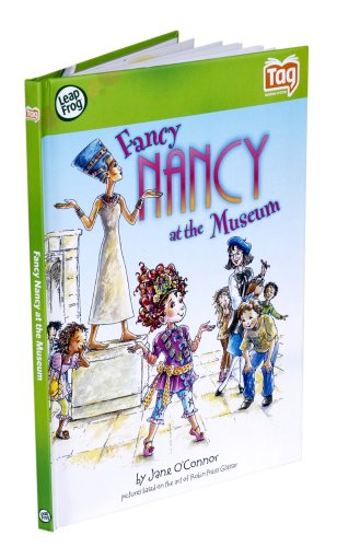 ssic Storybook Fancy Nancy At The Museum (Tag Kid Classic Storybook)