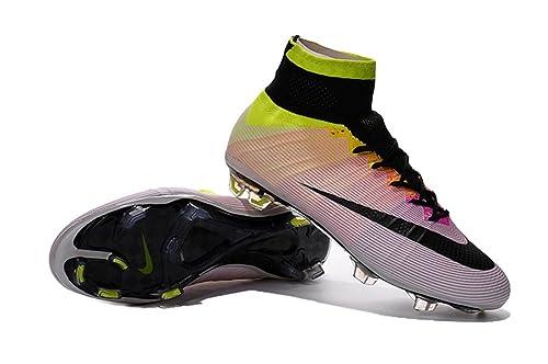yurmery zapatos para hombre Mercurial Superfly FG Botas de fútbol, color, talla 43 EU