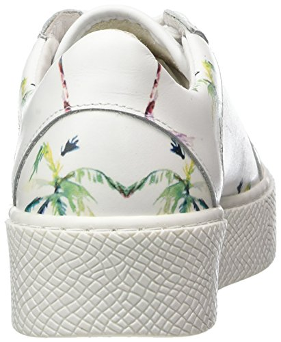 Soho Femme Pms Multicolore Baskets Sneaker palms 05127 8dx6q0x