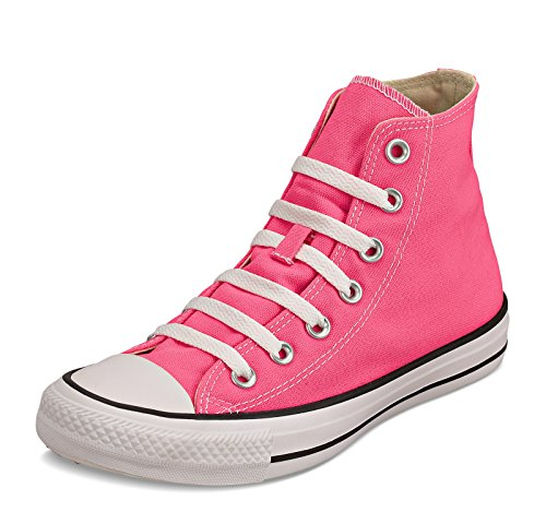 Free Converse C/T All Star Hi Little Kids Fashion Sneakers Pink
