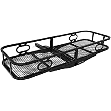 AmazonBasics Hitch Cargo Carrier for 2-Inch Receivers