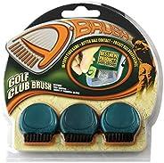 dBrush Pocket Club Brush, 3-Pack