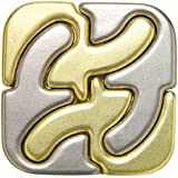 Hanayama Cast Metal Puzzle Square