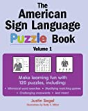 asl skills development - The American Sign Language Puzzle Book