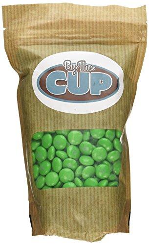 Green Milk Chocolate M&M's Candy (1 Pound Bag)