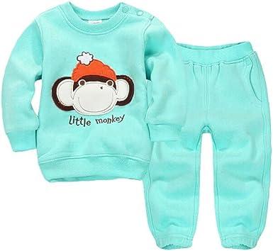 CuteOn Niñito Niños Bebes Chicos Chicas Invierno Chandal Pullover ...