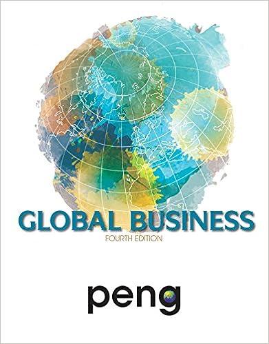 Amazon com: Global Business eBook: Mike W  Peng: Kindle Store