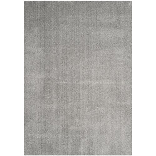Safavieh VSG169B-7 Velvet Shag Collection Area Rug, 6'7