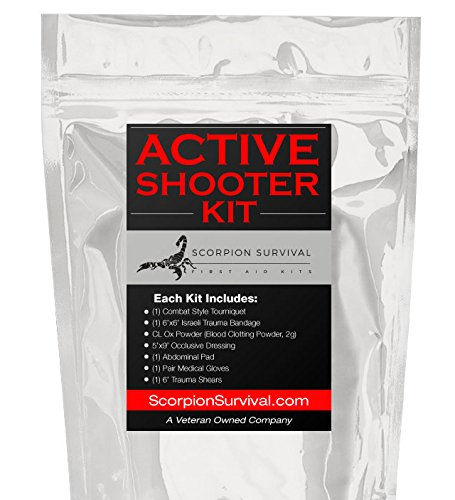SHOOTER Tactical Military Survival Everything