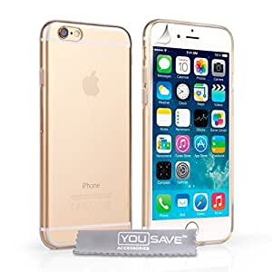 iphone cases amazon yousave accessories iphone 6 clear 7502
