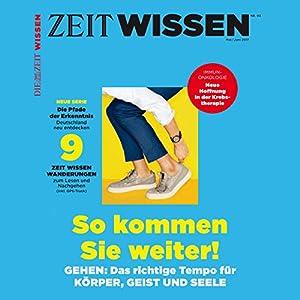 ZeitWissen, Mai / Juni 2017 Audiomagazin