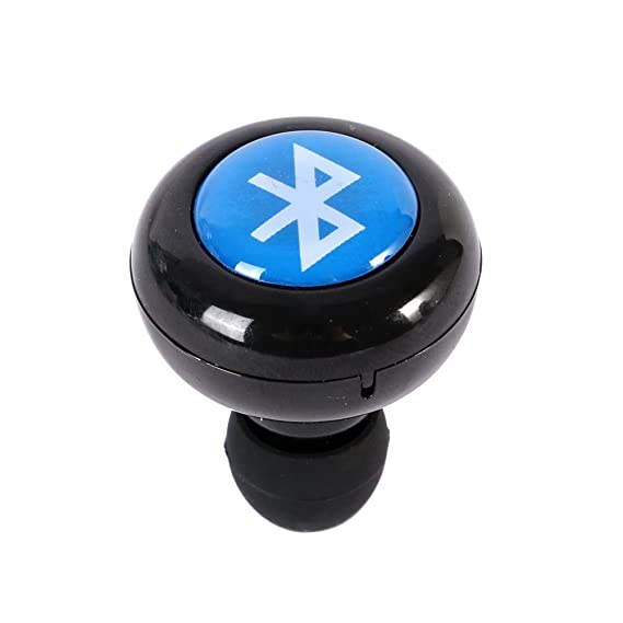 Leezo Mini Headset Bluetooth Earphone wireless Headphone ear Earpiece auriculares handfree call listen music