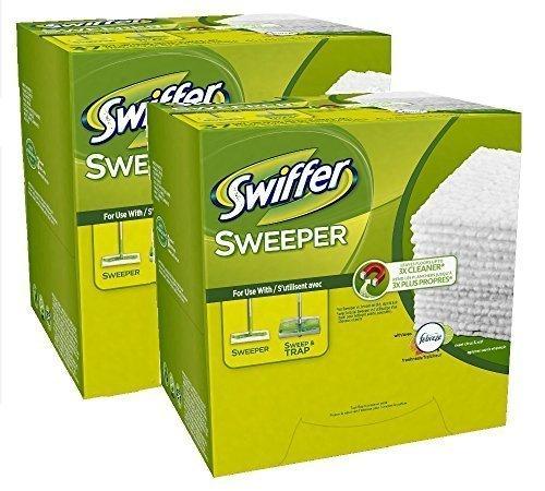 Swiffer 82704 Swiffer Sweeper Sweet Citrus & Zest Dry Sweeping Refills