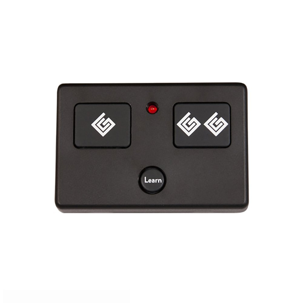 Ghost Controls AXS1 3-Button Remote Transmitter for Automatic Gate Opener Systems