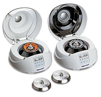 Eppendorf 033203 Micro licuadora, Minispin con rotor: Amazon.es ...