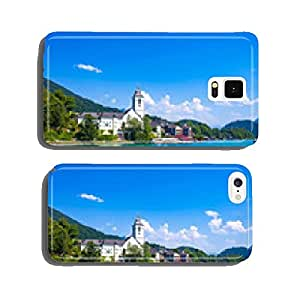 View of St. Wolfgang chapel cell phone cover case Samsung S5