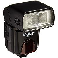 Vivitar VIV-DF-293-PEN Bounce Zoom Swivel with LCD DSLR Flash