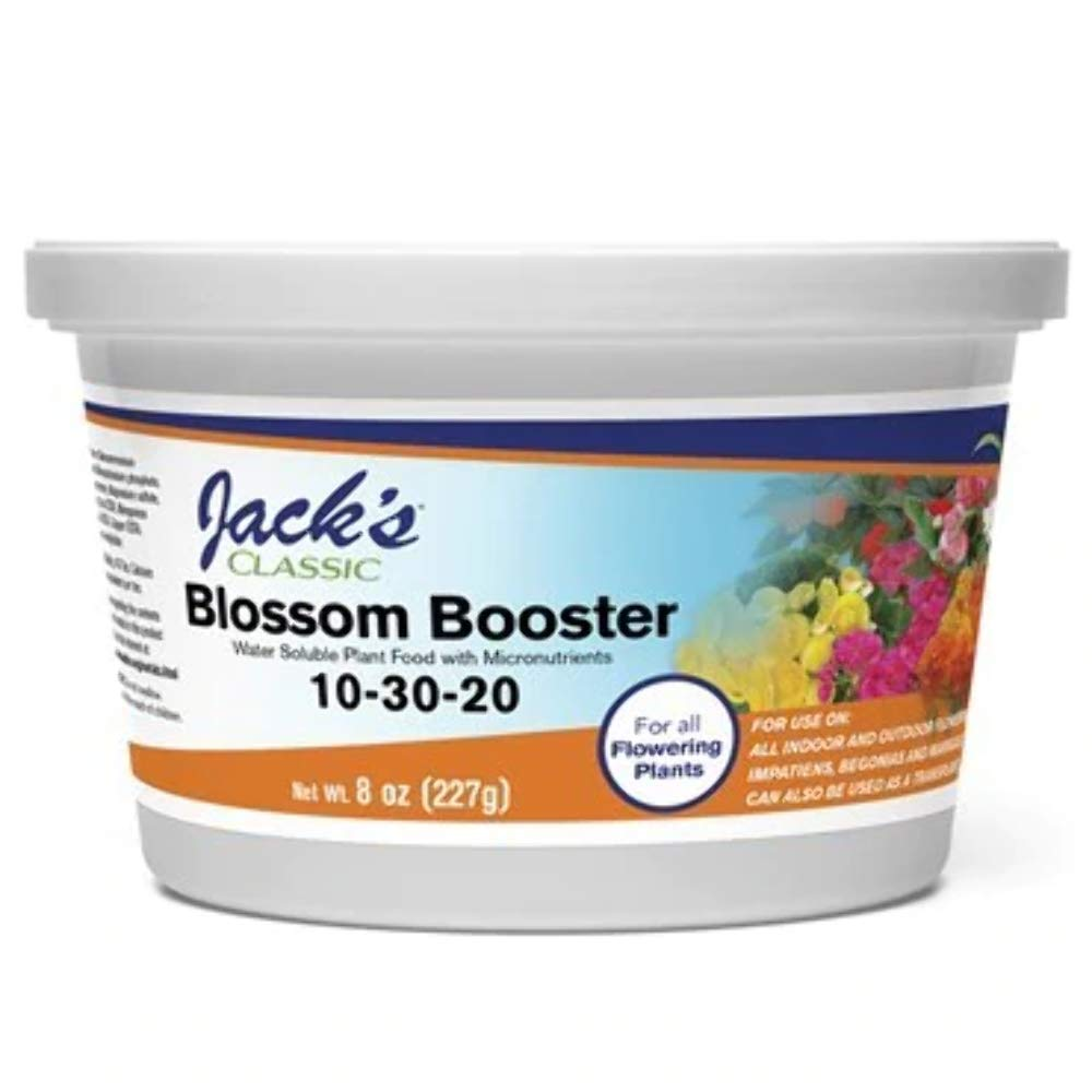 Jack's Classic 10-30-20 Blossom Booster 8oz