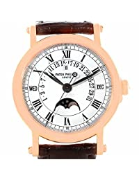 Patek Philippe Complications automatic-self-wind mens Watch 5059R (Certified Pre-owned)