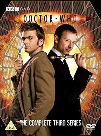 Doctor Who - Series 3 Complete Box Set Reino Unido DVD: Amazon.es ...