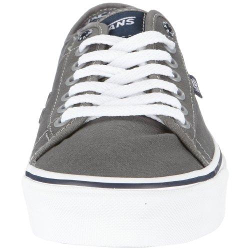 Vans Ferris V98NY06 - Zapatillas de deporte de lona para hombre Gris