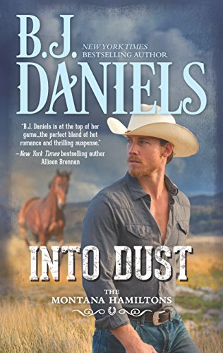 book cover of Into Dust