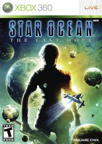 Price comparison product image Star Ocean: The Last Hope - Xbox 360