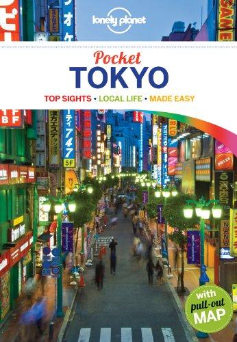 Lonely Planet Pocket Tokyo (Pocket Guides)