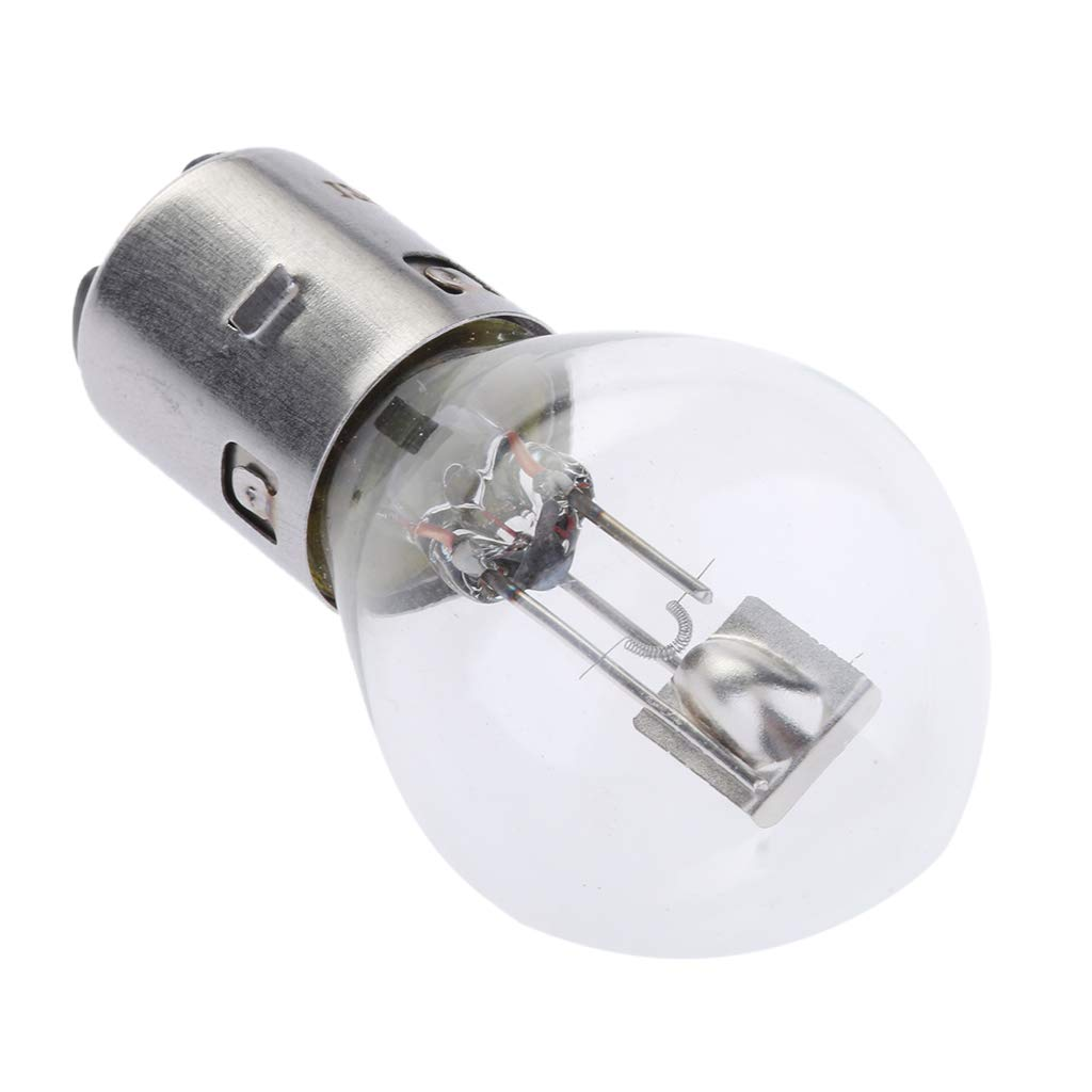 perfk S2 12V 35//35w Motorcycle Scooter White Halogen Headlight Headlamp Bulbs