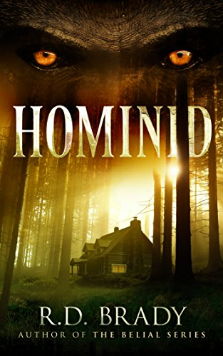 book cover of Hominid